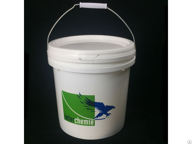 Wholesale 10l Food Grade Round Plastic Bucket From China