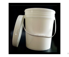 Whole 15l Round Plastic Bucket