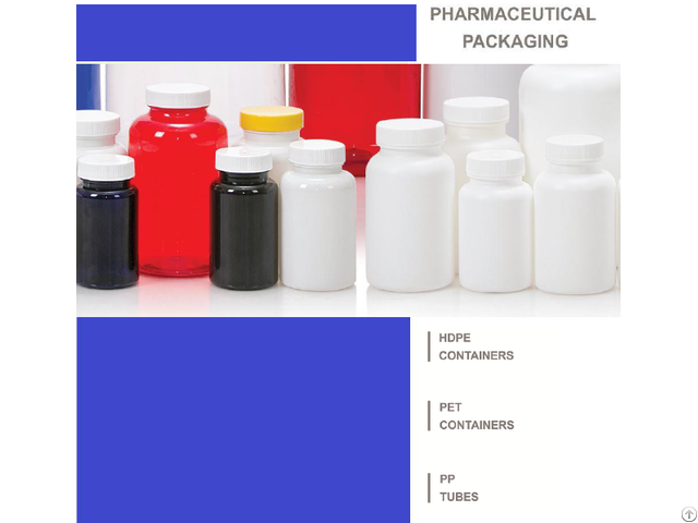 Pharmaceutical Plastic Bottle Duy Tan Plastics