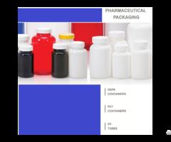 Pharmaceutical Plastic Bottle Duy Tan Plastics