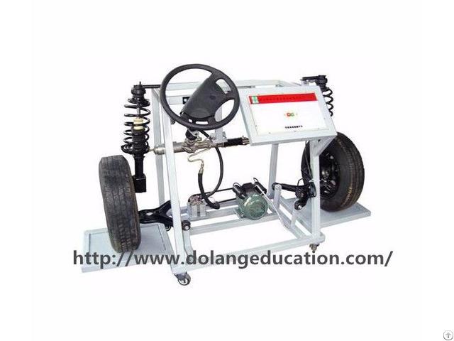 Jetta 1 6l Hydraulic Power Steering System Training Workbench Dlqc Dpzx002