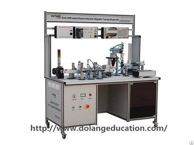 Dlds 555b Optical Electromechanical Integration Training Equipment