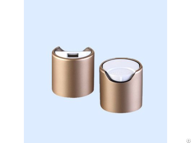 Aluminium Disc Top Cap