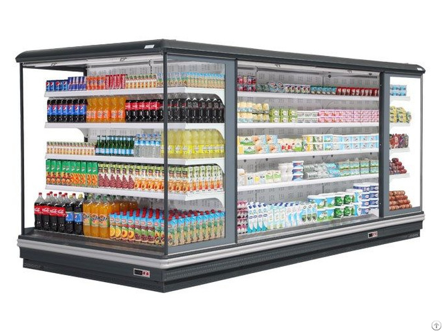 Dairy Refrigerated Showcase