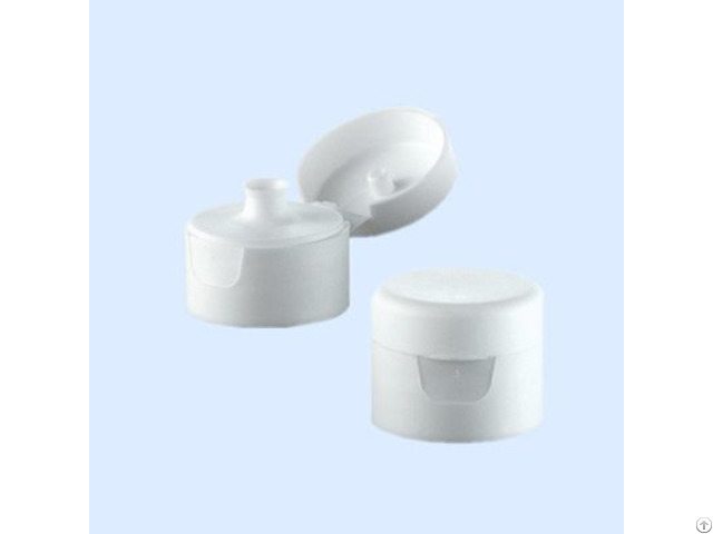 Flip Top Plastic Containers