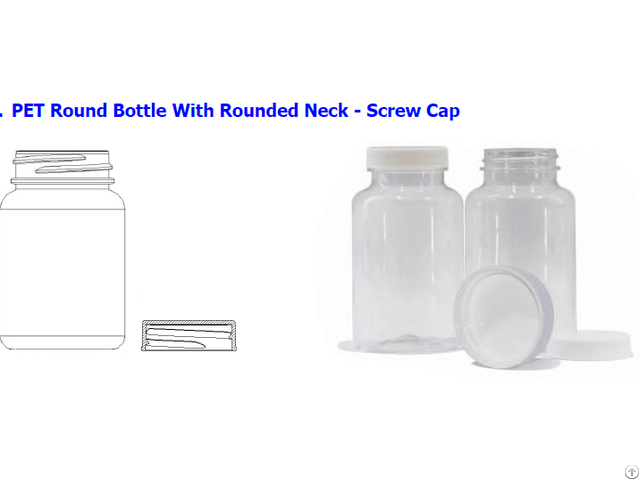 Biodegradable Medicine Bottle Duy Tan Plastics