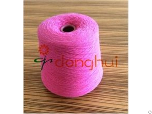 Worsted Blended Mercerized Wool Yarn For Spring Sweater