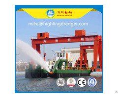 Hl 18inch Cutter Suction Dredger