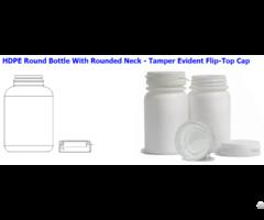 Pharmaceutical White Bottle Duy Tan Plastics