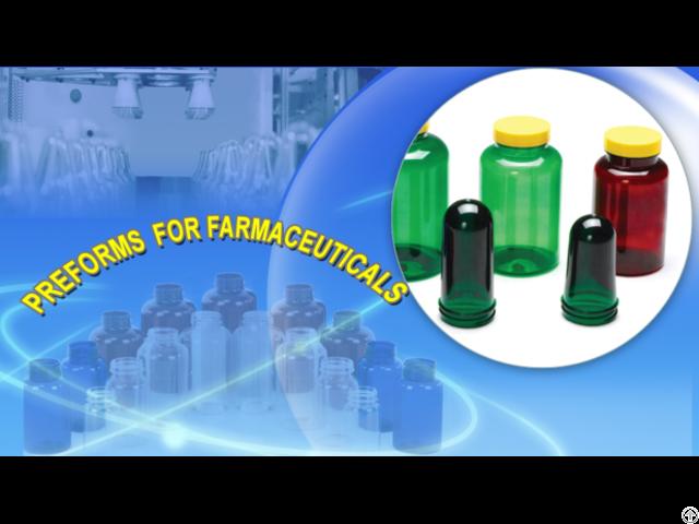 Pharmaceutical Bottle Making Machine 200cc Duy Tan Plastics