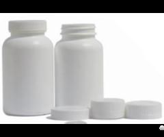 Pharmaceutical Amber Glass Bottle 38mm Duy Tan Plastics