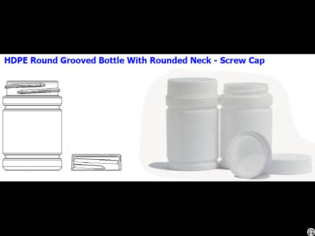 Pharmaceutical Amber Glass White Bottle 625cc Duy Tan Plastics