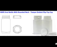 Medicine Plastic Bottle 53mm Duy Tan Plastics