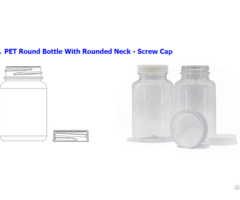 Biodegradable Medicine Bottle 38mm Duy Tan Plastics