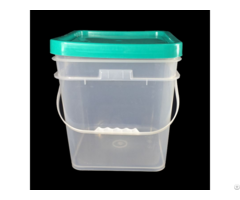 Wholesale 15l Plastic Square Bucket From China