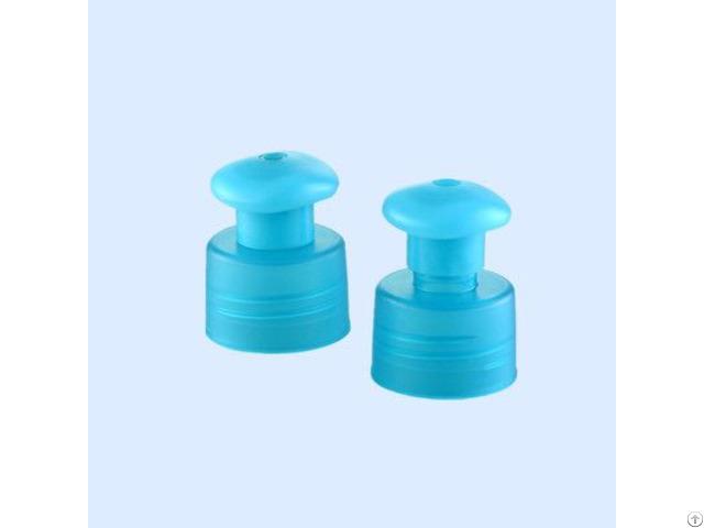 Push Button Cap Manufacture