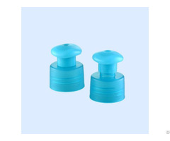 Push Button Cap Manufacture
