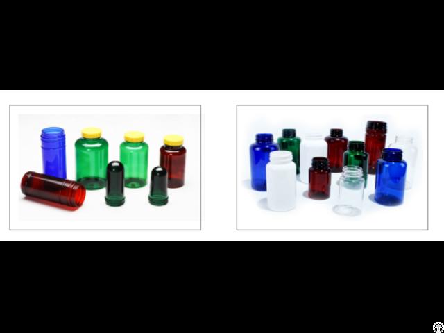 Pharmaceutical Plastic White Bottle Duy Tan Plastics