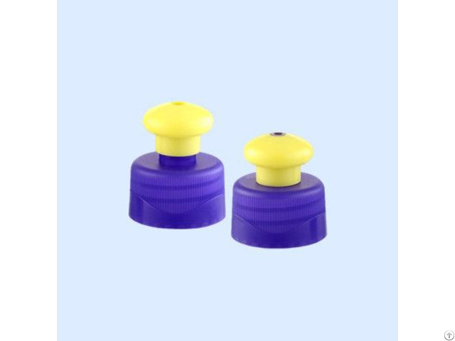 Push Pull Caps Suppliers