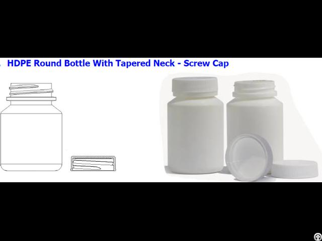 Pharmaceutical Plastic Bottle 53mm Duy Tan Plastics
