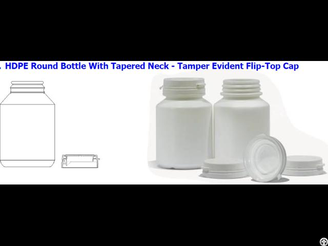 Pharmaceutical Plastic Bottle 45mm Duy Tan Plastics