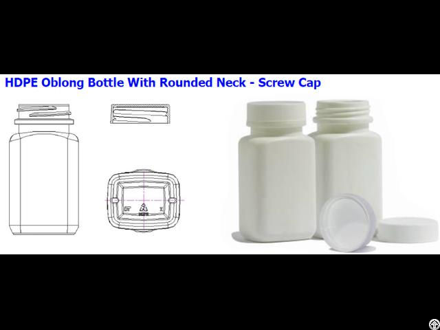 Pharmaceutical Bottle 53mm Duy Tan Plastics