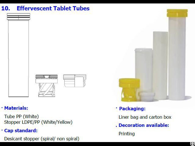 Biodegradable Medicine Bottle 53mm Duy Tan Plastics