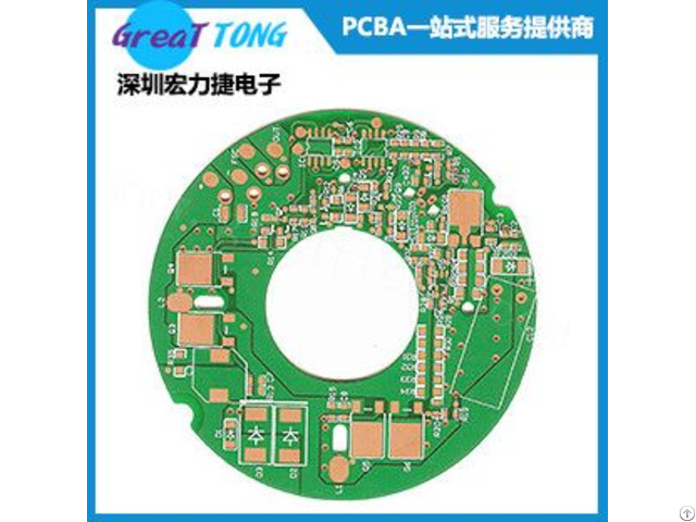 Quickturn Pcb Rigid Fpc 24 Hours Prototype Top Quality