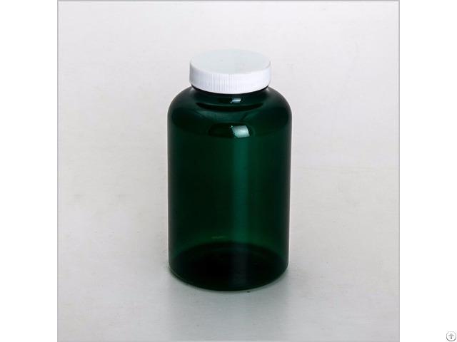 Dark Amber Brown Medicine Bottle Duy Tan Plastics