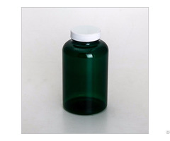 Dark Amber Brown Medicine Bottle Duy Tan Plastics