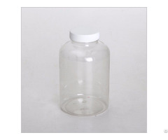 Biodegradable Medicine White Bottle 15g Duy Tan Plastics