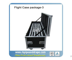 Flight Case For 20pcs Uprights And 10pcs Cross Bars