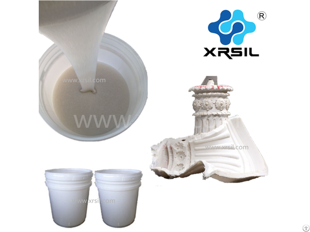 Liquid Silicone Rubber For Plaster Molding Low Shrinkage Material