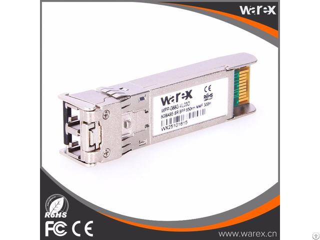Sfp 10g Sr Compatible Transceiver 850nm 300m