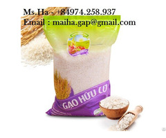 5% Broken Long Grain Jasmine White Rice Vietnam For Sale