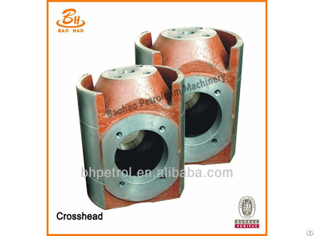 Oil Well Drilling Slurry Pump Crosshead