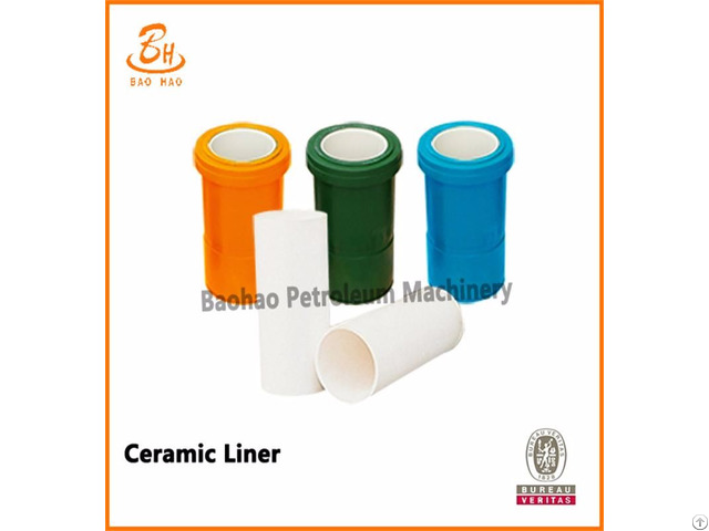 All Size Of Cylinder Liner Ceramic For Oil Mud Pumps