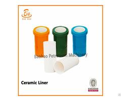 All Size Of Cylinder Liner Ceramic For Oil Mud Pumps