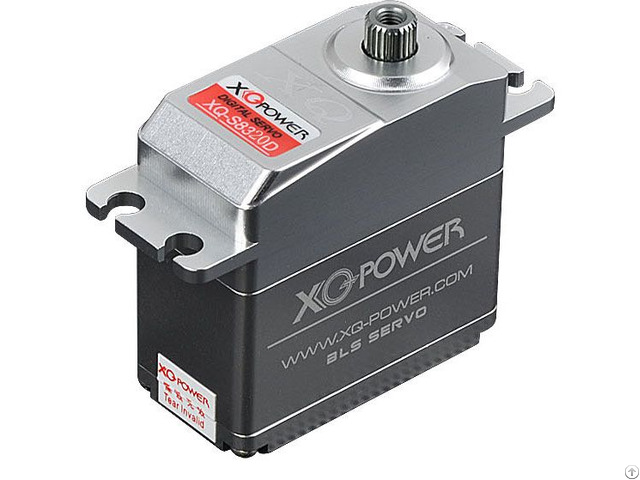20kg Super Speed Brushless Servo Xq S8320d