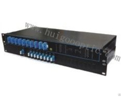 Cwdm Upg Mon Mux Demux 19 Chassis 8 Or 18 Channels