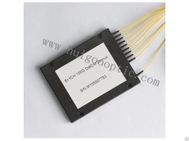 Dwdm Mux Demux Module Fiber Optic System