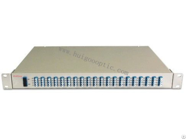 Dwdm Module 4 8 16channel Add Drop Multiplexer 200g