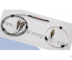 Multimode 1310 1550nm Micro Opticalwavelength Division Multiplexer 3 Port