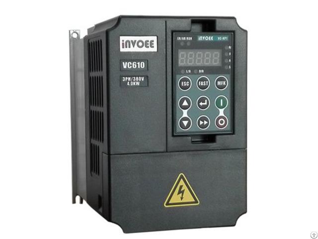 Vc610 4 0kw Vector Cnc Spindle Vfd