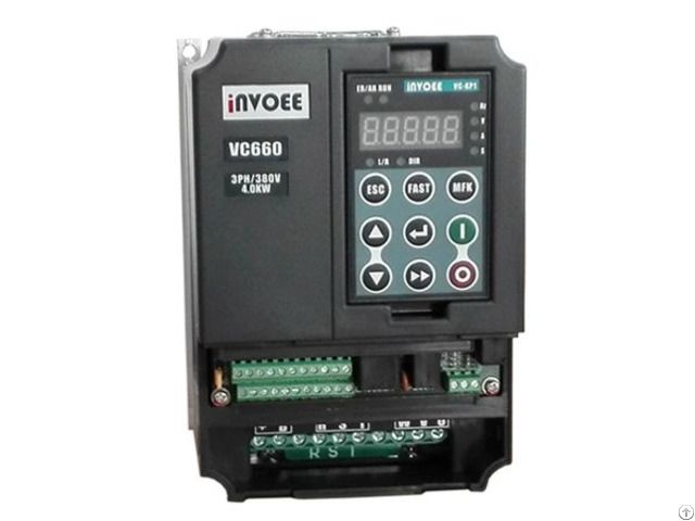 Vc660 4 0kw Cnc Variable Frequency Drive