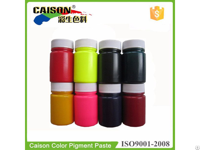 Caison Water Based Pigment Paste