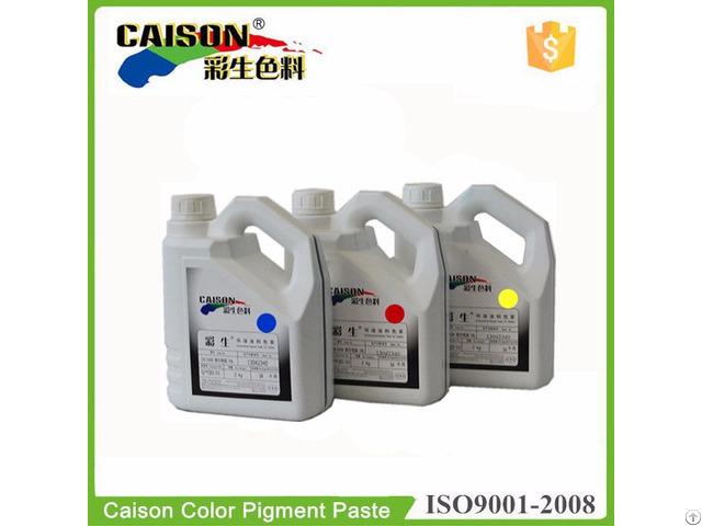 Textile Printing Pigment Paste