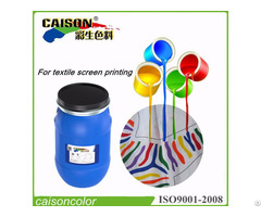 Shanghai Caison And Water Based Pigment Paste