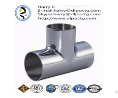 Tee Joint Tube Fittings Copper Pipe Fitting