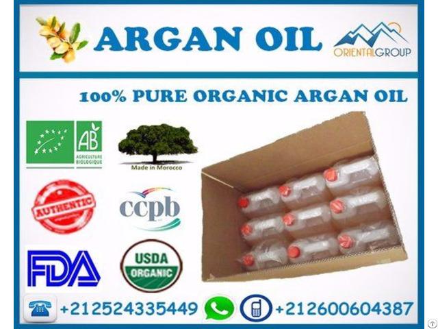 Wholesale Private Label Argan Oil Suppliers